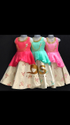 Bombay Style Ethnic Wear Girl's One Piece, Age Group: 4-9 Years