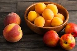 Red June A Grade Peach, Packaging Type: Wooden Box, Packaging Size: 8 Kg - 18 Kg