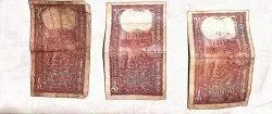 2 Rupees Indian Old Note