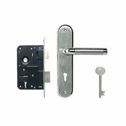Stainless Steel Door Handle Lock