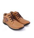 Lace Up Wood Chief Strong Pure Leather Shoes