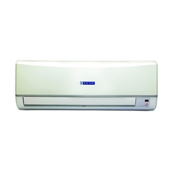 White Blue Star Split AC