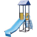 FRP Nursery Mini Slide