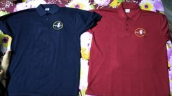 Embriodery Polo T Shirts With Embroidery