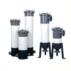 UPVC CARTRIDGE FILTER HOUSING