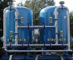 Wastewater Treatment Plant Vessel