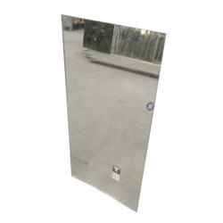 Transparent 2 To 6 Square Feet Toughened Mirror Glass