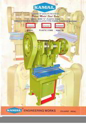 Spiral Punching Machine at Best Price in India