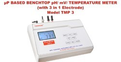 Microprocessor Based Benchtop PH / MV Meter
