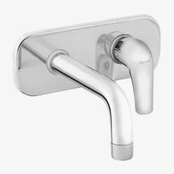 Stainless Steel Concealed Wall Mounted Basin Tap