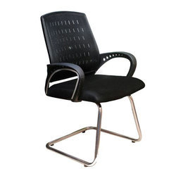 Leather Visiting Chair