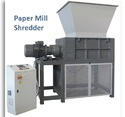 Paper Mill Shredder