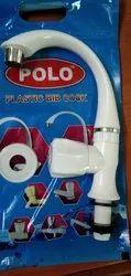 Piller Type Swan Piller P.P. for Bathroom Fittings,  Size: 15 Mm