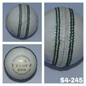 Cricket Leather Ball 4 Piece White