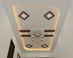 Plaster Of Paris Ceiling Living Room Interior False Ceiling Designing Services Work Provided False Ceiling Pop Id 16621094191