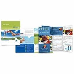 Office Brochure Printing Service