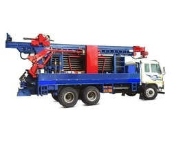 Automatic PHEL Speed Star Drilling Rig for Water Well