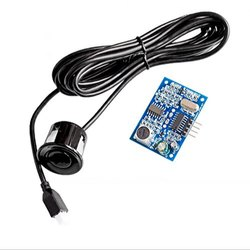 Robocraze Jsn-Sr04T Waterproof Ultrasonic Distance Transducer Sensor for Arduino