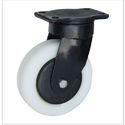 HDPE Trolley Wheel