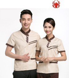 Restaurant Housekeeping Uniform