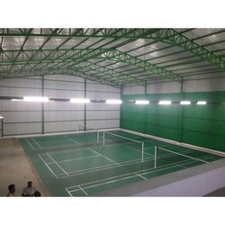 Badminton Court Shed