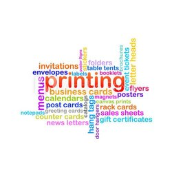 Colored Digital Printing Services