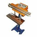 Foot Pedal Impulse Heat Sealing Machine