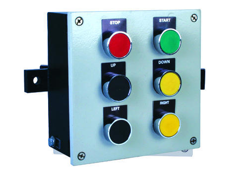 Push Button Station, Push Button Control Station, पुश बटन स्टेशन -  Protocontrol Instruments India Private Limited, Pune | ID: 9793548597
