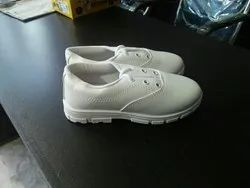 White Victall School Shoes, Size: 8 To 10 Small Size, Lase Up