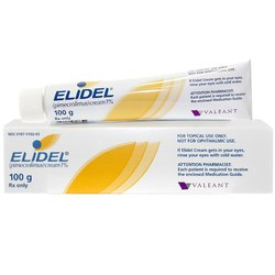 Elidel Pimecrolimus Cream