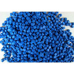 Recycled Blue PP Granules