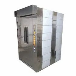 Diesel Fired 42 Tray Rotary Rack Oven