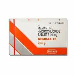 Memantine 10 MG Tab