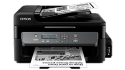 EcoTank M100, M105, M200, M205 Wi-Fi Multifunction B&W Printer