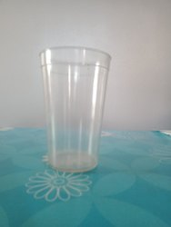 Transparent 300 ML Drinking Glass