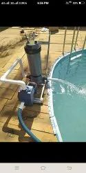 Swimming Pool Trolley Pump