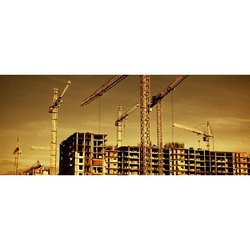 Multi-Complex Commercial Area Civil Construction Contractor Service, Minimum