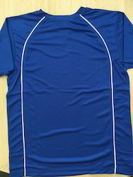 Men Polyester Sports T Shirt
