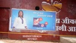 Smooth Outdoor Digital Wall Painting Advertising Service