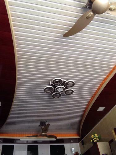 Pvc Water Proof False Ceiling Kaka Pvc Profile Private