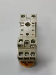 OMRON-8PIN FLAT RELAY BASE