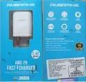 Ambrane AWC 29 with Cable - 2.4 amp Dual Port Wall Charger