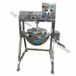 Stainless Steel Starch Paste Kettle
