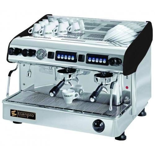 Semi-Automatic Expobar Coffee Machine, Capacity: 200-500 Cups Per Day