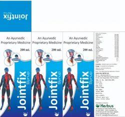 An Ayurvedic Pain Syrup