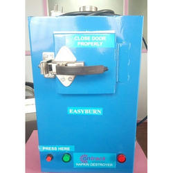 Face mask Disposer /Sanitary Napkin Incinerator