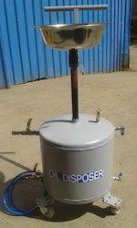 Oil Dispenser 50 Litres