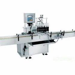 Sanitizer Liquid Filling Machine