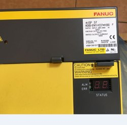 A06B-6141-H037/ H580. Fanuc Spindle Drive Alpha iSP37