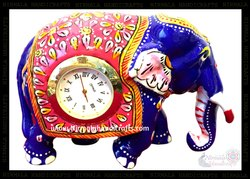 Metal Watch Elephant